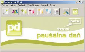 Paušálna daň 2012 2012.0.1.11 - náhled