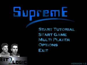 Supreme 1.0 - náhled