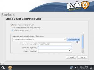 Redo Backup and Recovery 1.0.4 - náhled