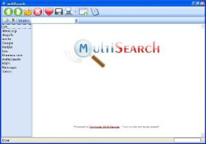multiSearch 2.0 - náhled