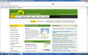 JS Webový prohlížeč 1.0.0.1 - náhled