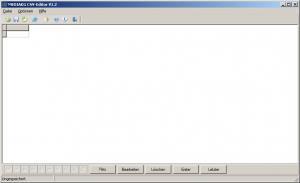 CSV-Editor 1.2 - náhled