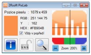 2Rsoft PixLab 1.2.0 - náhled