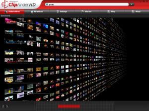 Ashampoo ClipFinder HD 2.48 - náhled