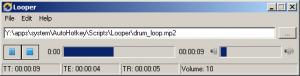 Looper 1.0.9 - náhled