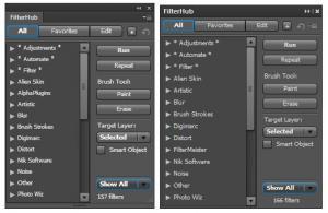 FilterHub 1.03 - náhled