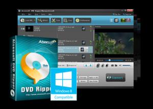 Aiseesoft DVD Ripper Standard - náhled
