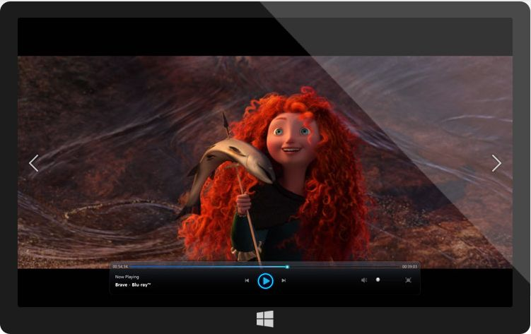 Macgo Windows Blu-ray Player 2.17.2 - Plná licence - 1 licence