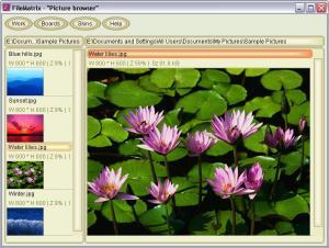 FileMatrix 8.0.7 - náhled