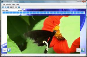 Fast Video Indexer 1.15 - náhled