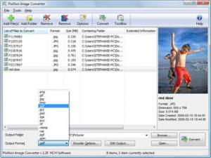 Pixillion Image Converter 2.22 - náhled