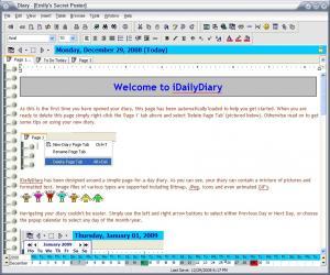 iDailyDiary Professional 3.91 - náhled