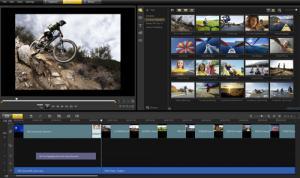 Corel VideoStudio Pro X9 - náhled