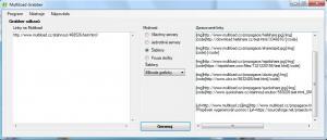 Lamik99´s Multiload Grabber 1.1.0.0 - náhled