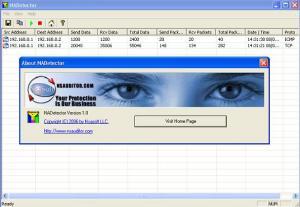 NADetector 1.3 - náhled