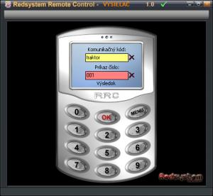 Redsystem Remote Control 1.1 - náhled