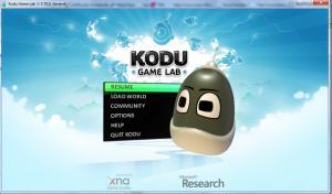 Kodu Game Lab 1.2.88.0 - náhled