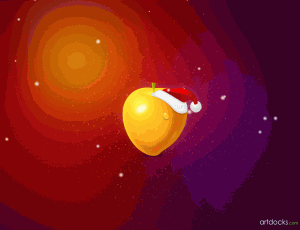 Fruit Christmas Desktop Wallpaper 1.6.0 - náhled