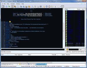 AirDC++ 3.60 - náhled