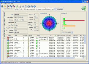WirelessMon 4.0 #1009 - náhled