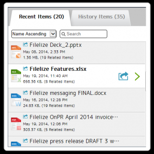Filelize 1.0.0.48 - náhled