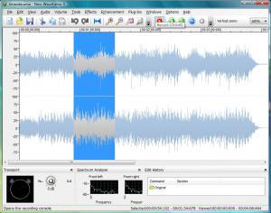 Nero Wave Editor 15.0.6000 - náhled