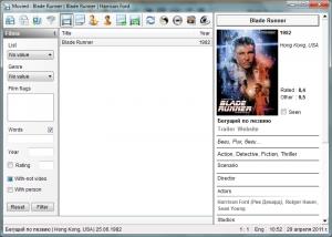 Movied W+ 1.3.5.0 - náhled