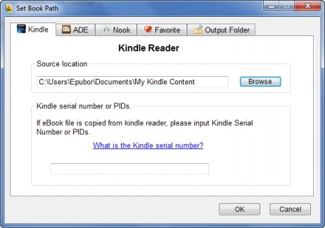 drm removal kindle