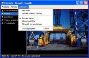 CAMaster 3.0 - náhled