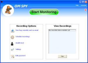OM Spy 5.0 - náhled