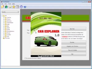 Car Explorer 1.2 - náhled