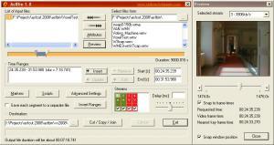 AsfBin 1.8.3.934 - náhled