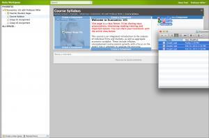 Kerio Workspace 2.0.1 - náhled
