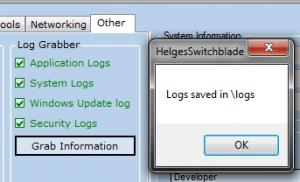 Helges Switchblade 0.7 - náhled