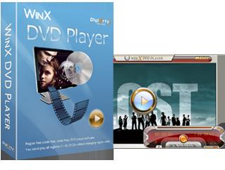 WinX DVD Player 3.1.6 - Plná licence - 1 licence