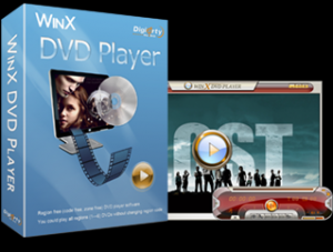 WinX DVD Player 3.1.6 - náhled