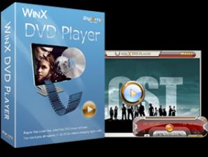 WinX DVD Player 3.1.6 - náhled