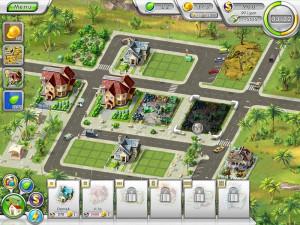 Zelené město - náhled