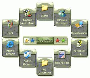 AcceleRun 1.9 - náhled