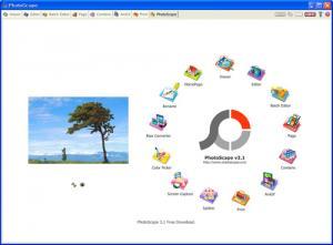 PhotoScape 3.7 - náhled