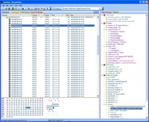 VisualSniffer 2.0 - náhled
