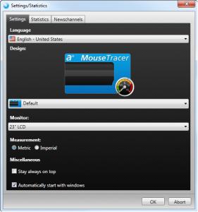 Ashampoo MouseTracer 1.0.1 - náhled