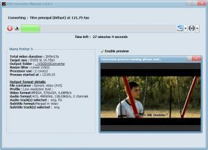 DVD Converter 4.0.0.84 - náhled