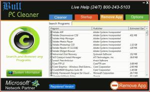 PC Cleaner 2.0 - náhled