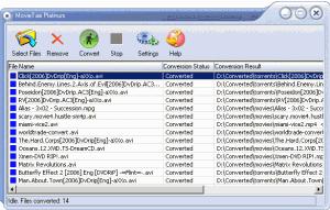 MovieTaxi 3GP Video Converter 2.5.3 - náhled