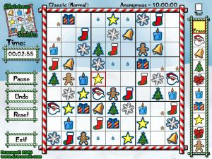 Christmas Sudoku 1.0 - náhled