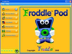 Froddle Pod 1.01 - náhled