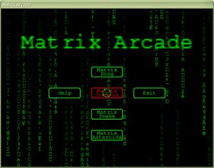 Matrix Arcade - náhled