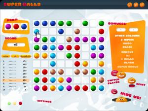 Super Balls 5.0 - náhled