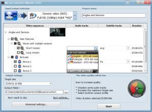 Blu-ray Converter Ultimate 4.0.0.92 - náhled